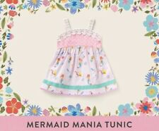 Size 8 New In Bag Mermaid Mania Tunic Matilda Jane Girl