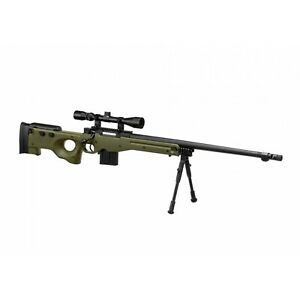 Softair - Sniper - Well - L96 AWP FH Sniper Rifle Set Upgraded - ab 18, über 0,5