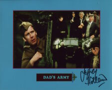 Jeffrey Holland Photo Signed In Person - Dad's Army - D250