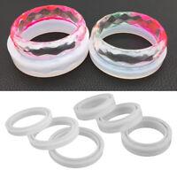 Round Silicone Bracelet Molds Resin Casting Molds Bangle Epoxy Resin Molds