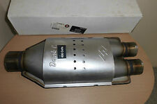 Universal Katalysator Kat Ø54,00X67,00mm  (430X185mm) 1in-2out EURO 2