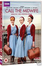 Call the Midwife: Series 5+Christmas Special [BBC](DVD)~~Miranda Hart~~BRAND NEW