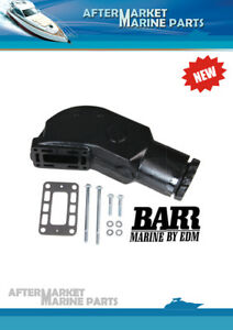 Exhaust Riser by Barr Marine for Volvo Penta marine V8, replace#: 856891, 855384