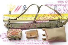 1/6 Scale DAMTOYS 78037 KSK ASSAULTER - pouches set #1