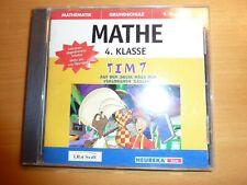 Mathematik Grundschule 4. Klasse, Tim 7 auf der Suche nach den verlorenen Zahlen