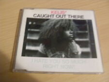 KELIS - CAUGHT OUT THERE 3 TRACK CD SINGLE