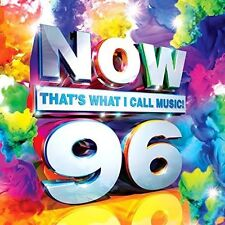 V/A : Now That's What I Call Music! 96 (2CD 2017) *NEW/SEALED* FREEUK24-HRPOST!!