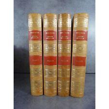 Hippocrate, d'après l'édition de Foës nombreux bois gravés reliure cuir cadeau t
