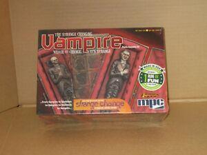 MPC THE STRANGE CHANGING VAMPIRE PLASTIC MODEL KIT MINT SEALED