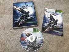 Vanquish Acero caso Y Juego (Xbox 360), Xbox 360 juegos de video.