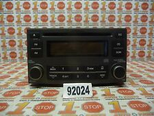 07 08 KIA RONDO AM/FM RADIO CD PLAYER 96140-1D100 OEM