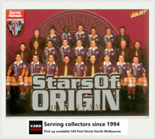 Select Original 2000 Season NRL & Rugby League Trading Cards