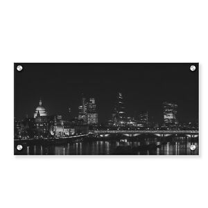 Personalized acrylic rectangle wall picture with your own photo
