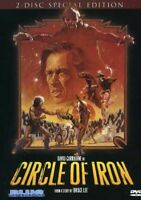 Circle of Iron [New DVD] Special Edition, Subtitled, Widescreen, Dolby, Digita