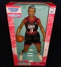 1998 Kenner Starting Lineup Allen Iverson Philadelphia 76ers