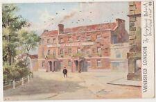 Vanished London The Greyhound Dulwich Arthur C. Payne Hildesheimer Postcard B881