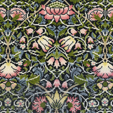 Bothy Threads Cross Stitch Kit - William Morris Bell Flower