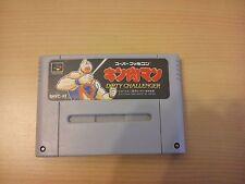 Kinnikuman Dirty Challenger jeu Super Famicom import sfc JPN