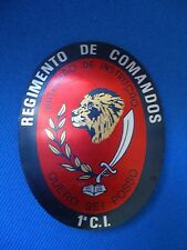 PORTUGAL COMMANDOS COMANDOS BATALHAO INSTRUÇÃO INSTRUCTION BATTALION BADGE