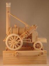 Timberkits Self Assembly Automaton Stephenson's Rocket