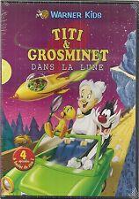 """DVD """"TITI ET GROSMINET dans la lune """"    neuf sous blister"""