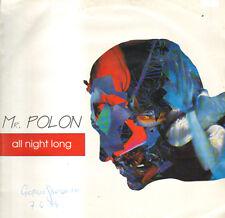 MR. POLON - all night long - Discoides corporation