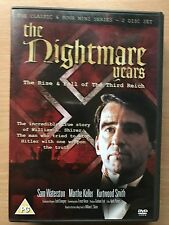 THE NIGHTMARE YEARS ~ The Rise and Fall of 3rd Reich | 1989 Mini Series | UK DVD
