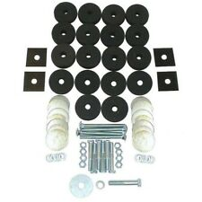 Body Mounting Kit To Mount Body To Frame for Jeep M38 CJ MB GPW 12201.01 Omix