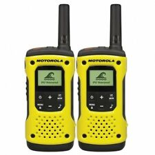 Motorola TLKR T92 H2O PMR446 2-Way Radio Walkie Talkie Impermeable Paquete Doble