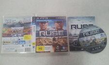 R.U.S.E RUSE Sony PS3