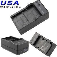 SJCAM SJ4000 SJ5000 SJ6000 Dedicated Camera Battery Double Charger Black