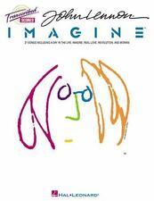 NEW John Lennon : Imagine: Transcribed Scores (2000, Paperback) Book the beatles