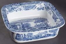 Spode BLUE ITALIAN (OVEN TO TABLE) Square Baker 4336132