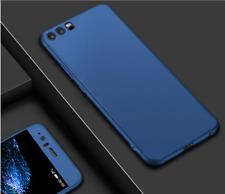 360° Funda Carcasa Case +Templado Cristal Para Huawei P9 P10 Plus Lite P20 Mate