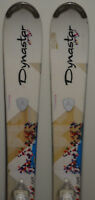 Skis parabolique d'occasion DYNASTAR Exclusive Idyll - 146cm