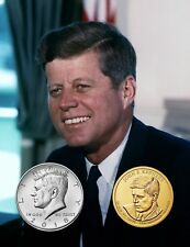Kennedy Half Dollar & Dollar Set