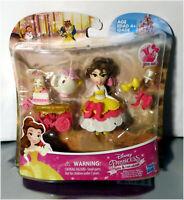 NEW. Hasbro, Disney Princess Little Kingdom, Belle's Teacart Treats, PN 75886500