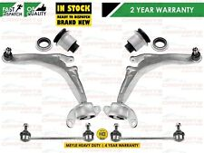 FOR HONDA CIVIC FK FN FRONT LOWER SUSPENSION WISHBONE CONTROL ARMS BUSHES LINKS