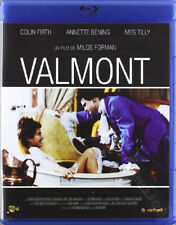 Valmont NEW Arthouse Blu-Ray Disc Milos Forman Colin Firth A. Bening Meg Tilly