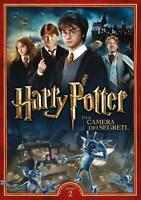 dvd film Harry Potter E La Camera Dei Segreti