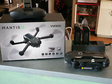 YUNEEC Mantis Q Drone 4K Camera (Used) excellent condition - Fly More Combo