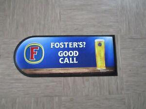 fosters bar runner