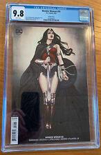 Wonder Woman #50 CGC 9.8 DC Jenny Frison Variant