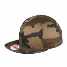 New Era 9Fifty 950 Flat Bill Snapback Hat / Cap NE400 NE 400 BLANK 9 colors