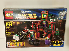 LEGO Batman 6857 Dynamic Duo Funhouse Escape NEW MISB FAST FREE SHIPPING