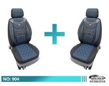 Sitzbezüge Sitzbezug Schonbezüge für Renault Clio Grau Modern MC-2 Komplettset