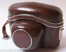 Zeiss Ikon Camera Case 20.7512 - Fitted Approx. 3.5D x 5.5W x 4.5H VINTAGE E15C