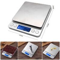 0.01- 500g Balance Numérique Bijoux Or Pièce Argent Grain Gram de poche Cuisine