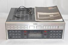 Vintage Hifi REVOX B286 Preamplifier B 286 Vorverstärker OVP Top Zustand/o2