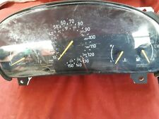 Saab '96 speedometer with other gauges that dont work (155G)